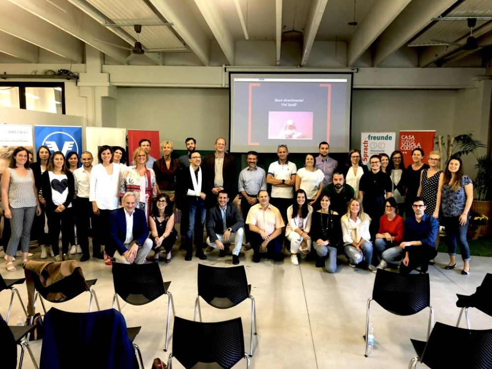 Kick off meeting del VxL Factory 14.06.2018